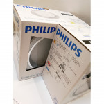 PHILIPS 30598 RECESSED LED DOWNLIGHT SILVER 10W 6500K