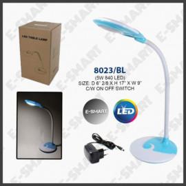 image of LIGHT DREAM 5W FLEXIBLE LED EYE CARE DESK LAMP (4000K COOL WHITE) EYE COMFORT
