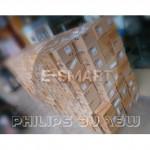 12PCS X PHILIPS PLCE ESSENTIAL 18W E27 WARM WHITE 2700K / DAYLIGHT 6500K (1 BOX)