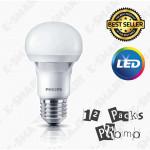 12 PCS (1 Box) Philips Essential LED bulb 9w E27 220-240V 3000K/6500K