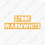 10PCS x OSRAM LED VALUE STICK BULB 10W E27 220-240V WARMWHITE 2700K