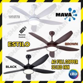 image of Mava Estilo Ceiling Fan