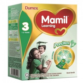 image of Dumex MAMIL LEARNING 3 (1-3 YEARS) 1.2KG