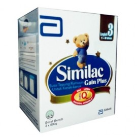 image of Abbot Similac Gain Plus 1.8Kg Box