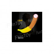 image of READY STOCK! USB Rechargeable Banana Climax Vibrator