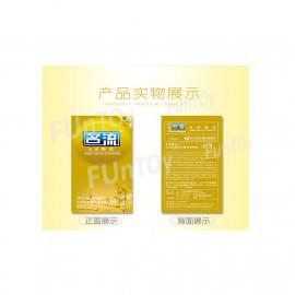 image of Mingliu 10pcs High Quality Natural Latex Condoms