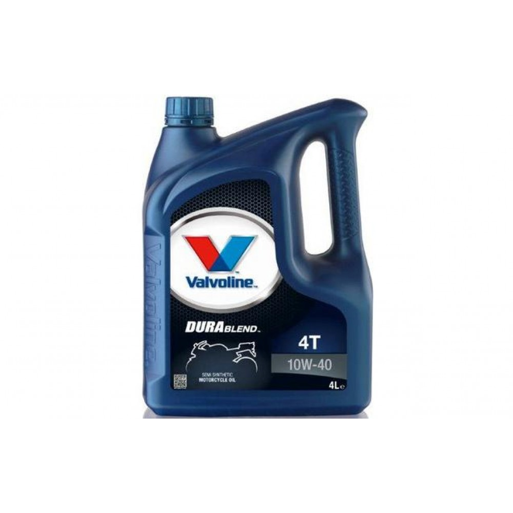 Valvoline DURA Blend 10W40 SN Semi Synthetic Engine Oil 4L