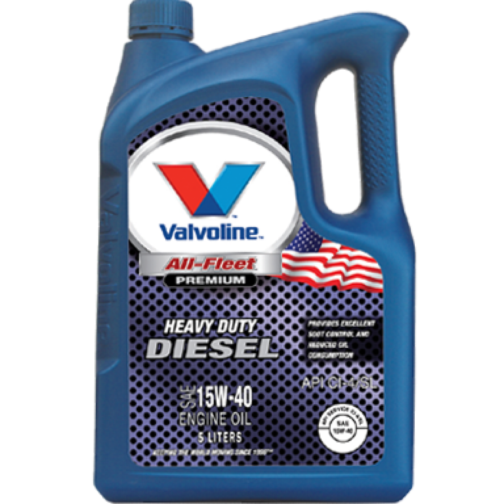 Valvoline All Fleet Premium 15W40 18L CI-4