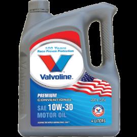 image of Valvoline 10W30 Premium Conventional Motor Oil SN 4L