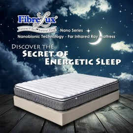 image of Fibrelux NanoPedic Mattress (Single)