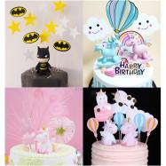 image of 【READY STOCK】DIY Cute Disney Cartoon Birthday Cake Display