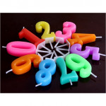 【READY STOCK】Numbering Birthday Cake Candle
