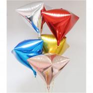 image of 【READY STOCK】4D 24inch Diamond Shape Pearl Foil Balloon