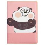 【READY STOCK】Cute We Bare Bears Passport Cover / Passport Holder