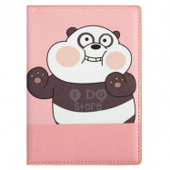 image of 【READY STOCK】Cute We Bare Bears Passport Cover / Passport Holder
