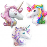 image of 【READY STOCK】Huge/Mini Unicorn Special Party Balloon