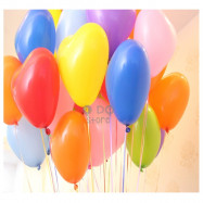 image of 【READY STOCK】12 inches Mix Colour Love/Heart Shape Latex Balloon