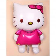 image of 【READY STOCK】Huge Hello Kitty Foil Balloon