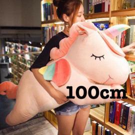 image of Local Ready Stock Unicorn ???? 60cm Soft Material Plush Toy Ready Stock