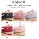 C30 New Simple Stylish Lady Zip Purse Good Product Quality Ready Stock
