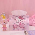 Trending Hello Kitty Tissue Box Ready Stock