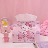 image of Trending Hello Kitty Tissue Box Ready Stock