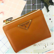 image of Forever Young Short Zip Purse with Coin Pouches & Card Holder