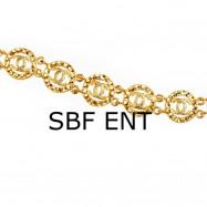 image of Quality Emas Korea Rantai Tangan Gold Plated Bracelet Ready Stock