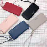 C59 Classic x Forever Young Design Long Lady Zip Purse with Handle Ready Stock