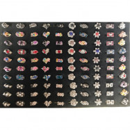 image of X88A - Batu Korea Super Quality Baby Brooch Wholesale Set Must Grab Best Deal