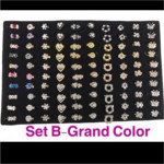 X88A - Batu Korea Super Quality Baby Brooch Wholesale Set Must Grab Best Deal