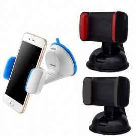 image of Mobile Phones Holder Silicon Sucker Car Holder Ready Stock
