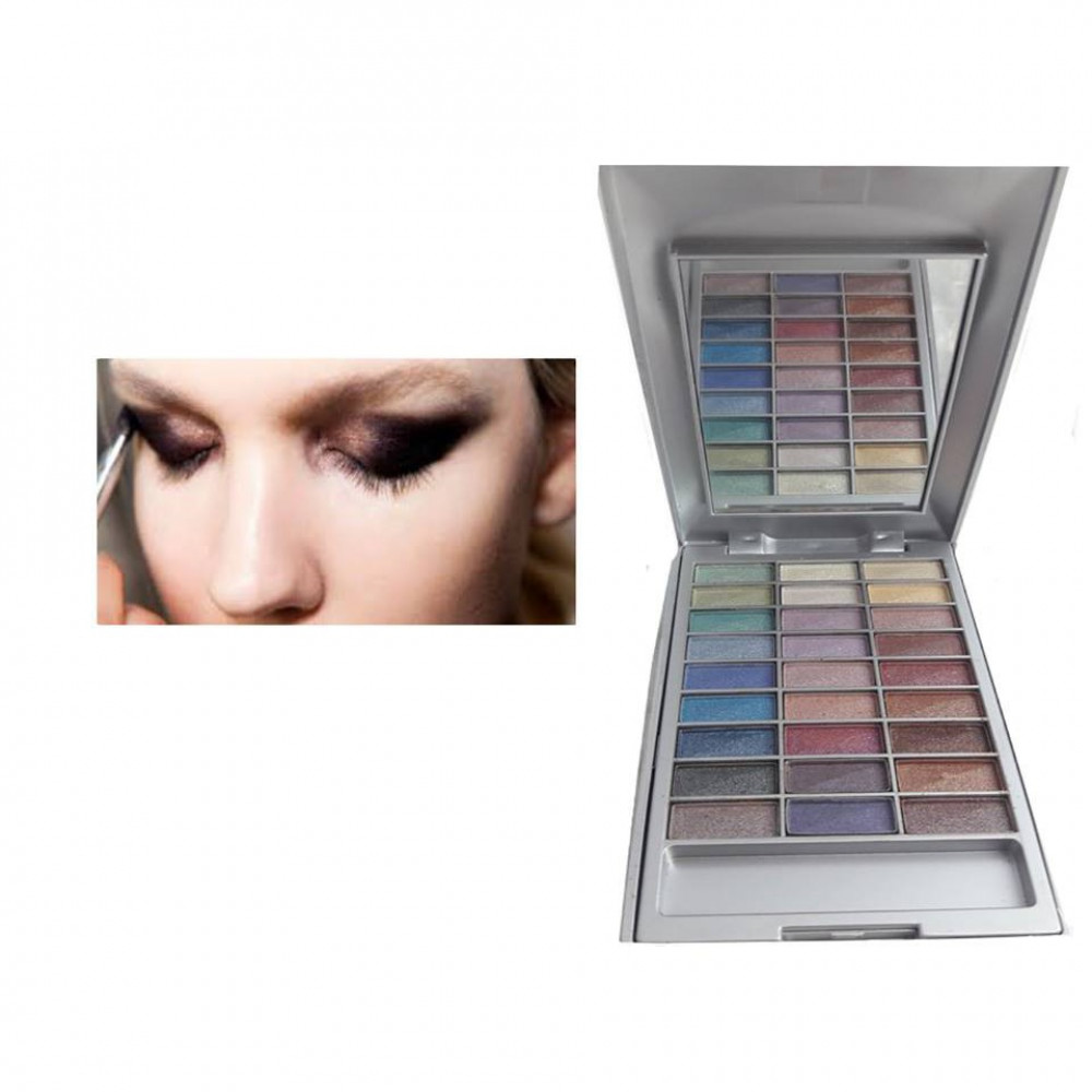 Ready Stock Face Makeup Eye shadow 27 colors Palette