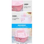 Hello Kitty Drain Rack Kitchen Accessories Ready Stock