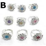 Ready Stock Silver Wholesale Tudung Ring