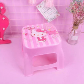 image of Hello Kitty & Melody Stool Good Product Quality Ready Stock