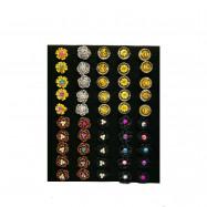 image of [ Ready Stock ] Wholesale Baby Brooch Randomly Pick Design 50 pcs/pack