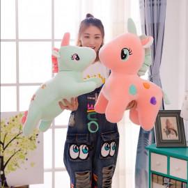 image of Unicorn 35cm Stuffed Toy Ready Stock