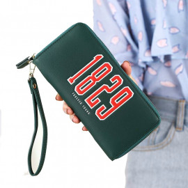 image of Forever Young 1829 Ladies Long ZIP Purse 2019 Design Ready Stock