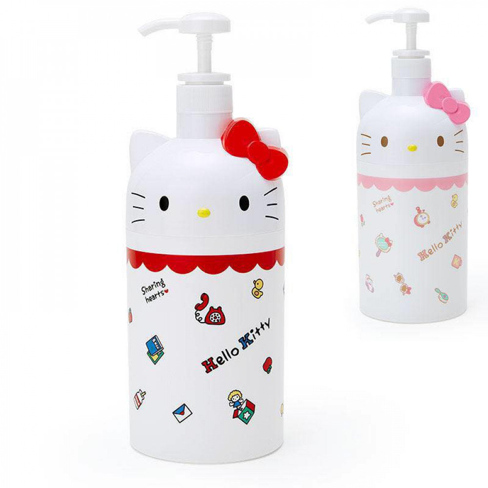 Hello Kitty 1L Multi Purpose Detergent Bottle Ready Stock