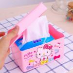 Hello Kitty New Design Ready Stock Tissue Holder