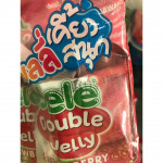 Share:  0 Original Halal Thailand Double Jelly Jele Beauty 125g Imported