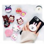 Cartoon Series Pop Socket Cartoon Design Phone Stand Holder Unicorn Hello Kitty