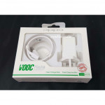 5V / 4A OPPO VOOC Original Flash Charger + VOOC USB Cable Set Ready Stock