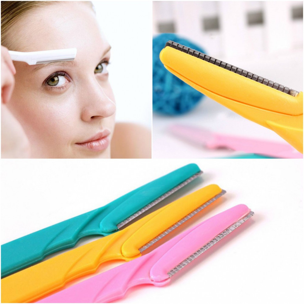 Eyebrow Shaver Sharper Trimmer Ready STOCK [ 3 in a set ]