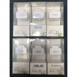 2.4A Fast Charging Speed Micro USB Travel Charger Adapter Free Cable Ready Stock