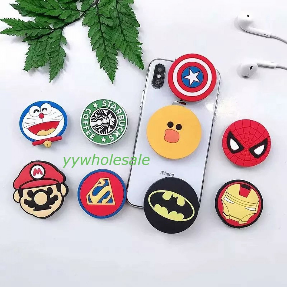 PopSocket Mobile Phone Holder Stand Drop Resistance {Ready Stock} INS TRENDING