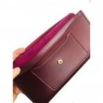 Ready Stock 'V' Long Fold Over Purse Trending New Design