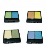 Promosi Raya- Set of Earth Tone & Bright Color Eyeshadow Palette Wholesale Price