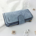 K229 Forever Young 2019 Design Long Purse With Zip & Card Holders Compartments
